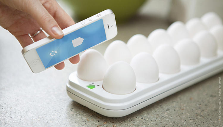 <p>As an actual product with actual utility, it's a reach at best. But as <em>communication</em>--a way of making the IoT instantly understandable and approachable for almost anyone--Egg Minder is great design.</p>