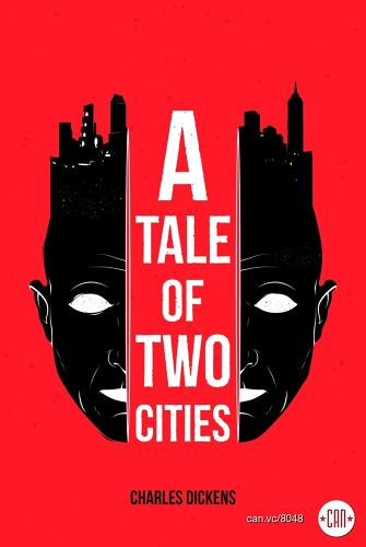 <p>These are some of the project's new book covers. Here, <em>A Tale of Two Cities</em>. - Roberlan Borges.</p>