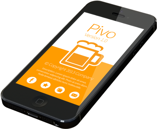 <p>Pivo is a $0.99 iPhone app that teaches you how to order a beer in almost 60 different languages.</p>
