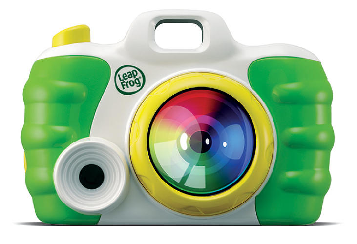 <p>Leapfrog's new Creativity Camera is actually a clever iPhone case.</p>