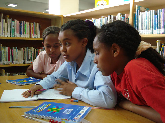 "<p>The Segenat Children &amp; Youth Library is an ideal space for group study. The library in Mekelle, Ethiopia, offers an IT/Media lab, a reading nook, a youth reading center, an active reference desk, an online public access catalog, an arboretum, and several educational programs. The Segenat library has also become a hub for authors and illustrators interested<br /> in producing children's literature in local languages. All activities ultimately aim to build a sense of solidarity among library stakeholders, facilitating idea exchange and scaling ""best practices"" in librarianship and children's literacy and learning.</p>"