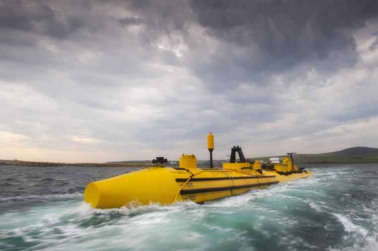 8 Crazy Ocean Power Plants That Make Energy From The Sea