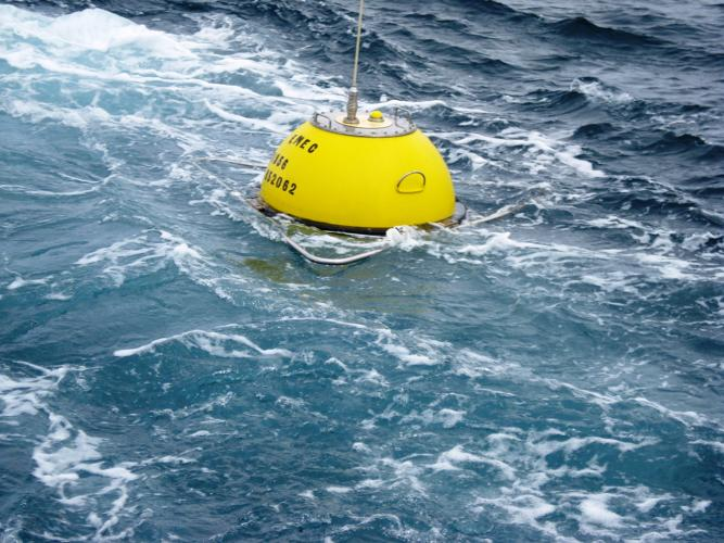 <p>Waverider buoys collect real-time wave data from <a href=&quot;http://www.emec.org.uk/wave-data/&quot; target=&quot;_blank&quot;>EMEC's test waters</a>.</p>