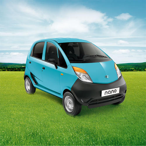 <p>The Indian Nano lacks air conditioning (in the base model) and air bags; presumably these features will be available in the new Nano.</p>