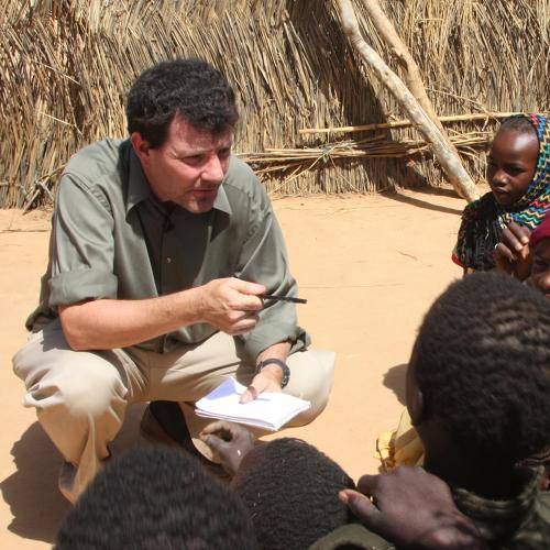 <p>Nicholas Kristof, Columnist, <em>The New York Times</em>; Co-Author, <em>Half the Sky</em>. <a href=&quot;http://www.fastcoexist.com/1680966/how-nicholas-kristof-uses-his-pulpit-to-engage-people-with-empathy&quot; target=&quot;_self&quot;>Read his full profile here</a>.</p>