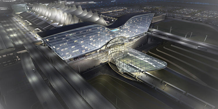 <p>To reconnect with irritated and discombobulated travelers, <a href=&quot;http://www.fastcoexist.com/1680367/the-airport-of-the-future-is-about-more-than-takeoff-and-landing&quot; target=&quot;_self&quot;>airports around the world are reinventing themselves as relaxing destinations</a>--complete with pools, golf courses, and movie theaters--rather than just the awful place where they search your bags before you get on a plane.</p>