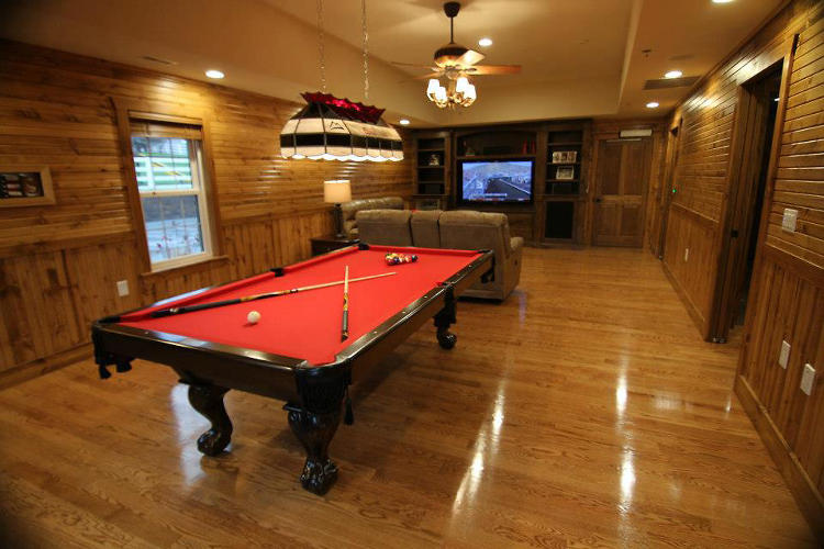 <p>The whole house is 3,100 square feet (all on one floor, of course).</p>