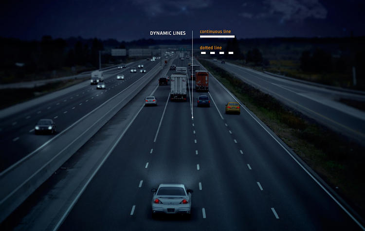 <p>The project is being tested on a 100-meter stretch of road in the Netherlands this summer.</p>