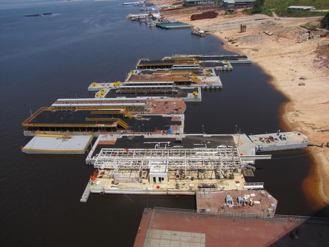 <p>7: Plans by Brazil to extract 4 million barrels of oil a day from underneath the ocean will add 363 million tons of CO2 by 2020.</p>