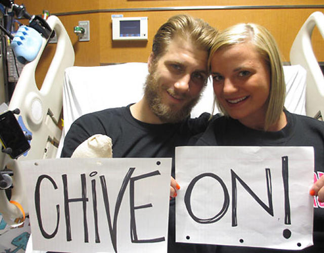 <p>Readers donated more than $250,000. Seeing the eagerness of the community to help, TheChive launched Chive Charities</p>
