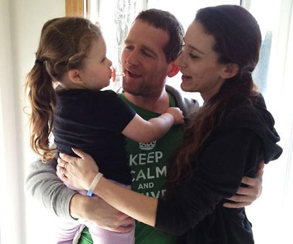 <p>TheChive raised $35,000 to help the Wilsons renovate their house to make it safer for her.</p>