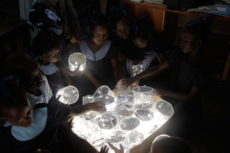 <p>MPOWRD is looking to partner with government, NGOs, and private sector companies that would buy the lamps wholesale and distribute them in country.</p>