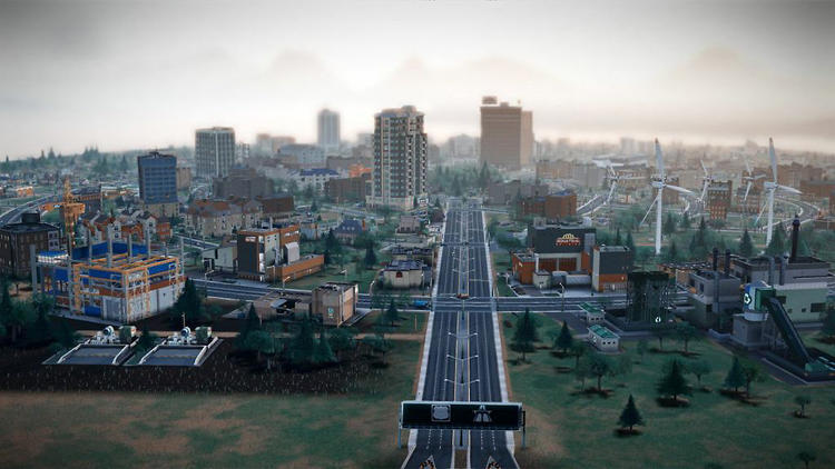 <p>Their city was run entirely off wind power, and featured robust transportation and a road system that minimized grid lock despite heavy traffic.</p>