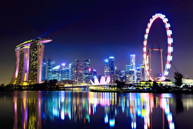 <p>The Most Innovative Cities In Asia Pacific.<br /> 1. Singapore</p>