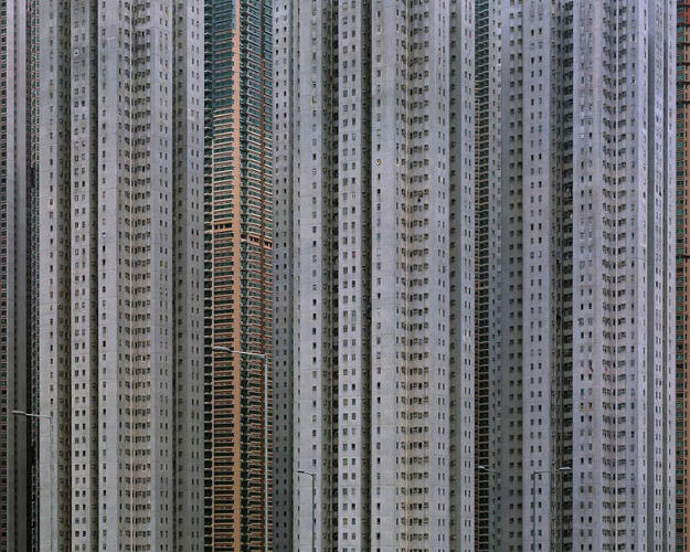 <p>&quot;Although this city is all but deserted, these images act like cross sections of an urban anthill, encouraging the viewer to wonder about the thousands of lives contained within these structures.&quot;</p>