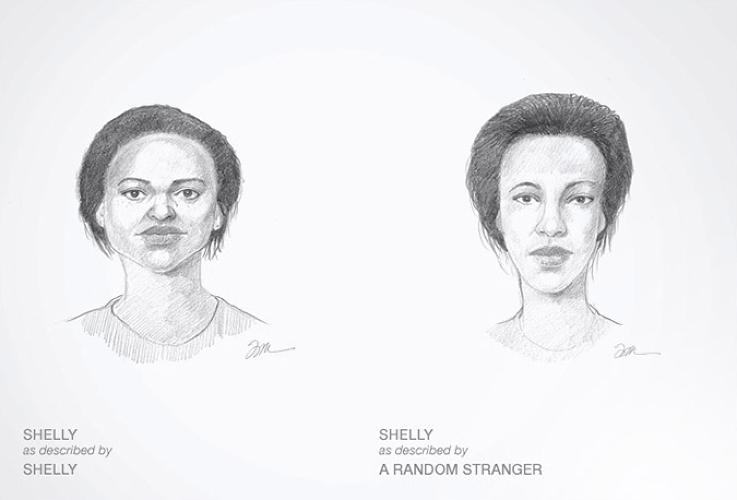 <p>Dove asked Gil Zamora, an FBI sketch artist, to draw women using only verbal descriptions from both the women and a stranger.</p>
