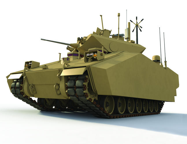 <p>If BAE's proposal is adopted by the military, the Defense Department will save approximately 20% in fuel costs compared to an alternate vehicle with traditional propulsion.</p>