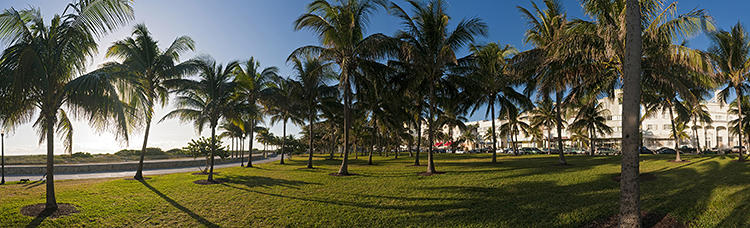 <p>Miami Beach is lovely this time of year.</p>