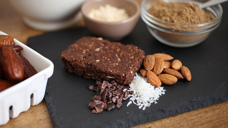 <p>Exo produces protein bars filled with cricket flour--slow-roasted, milled crickets.</p>