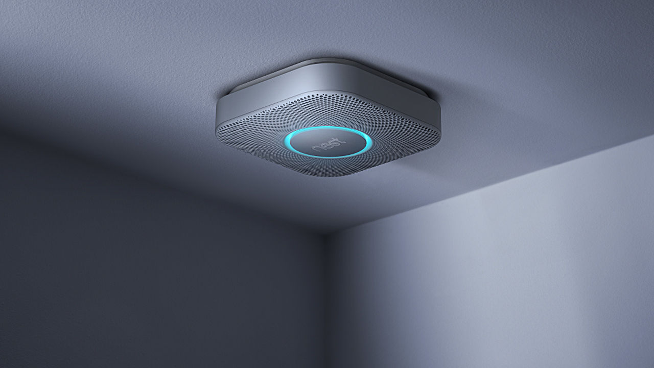 Nest Reinvents The Smoke Detector With Less False-Alarm Hassle