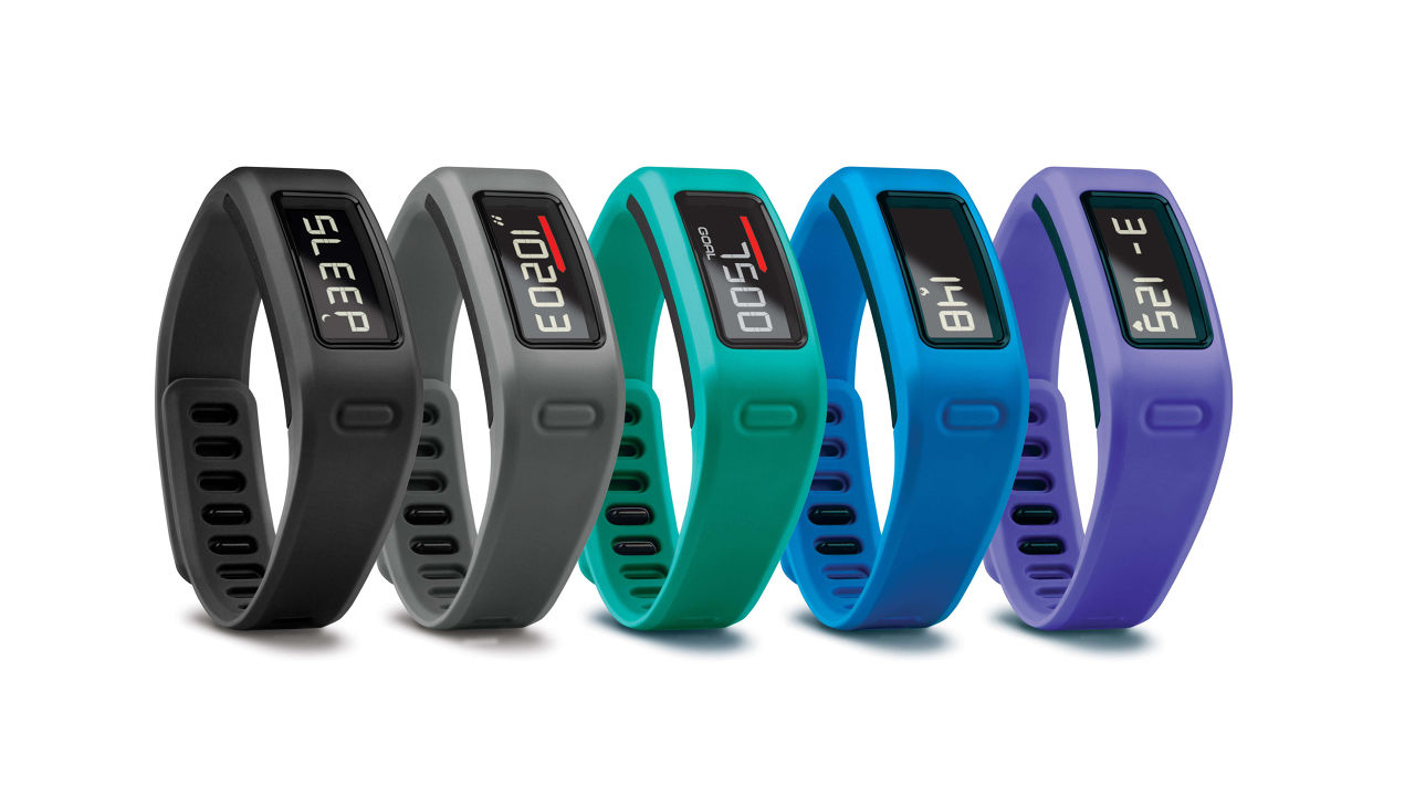 garmin releases vivofit fitness band to take on fitbit nike and jawbone fast company. Black Bedroom Furniture Sets. Home Design Ideas