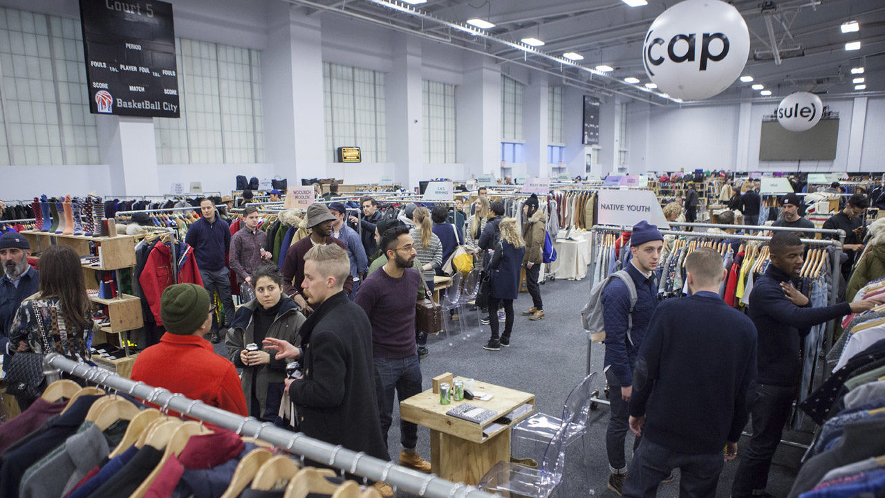 Capsule: The Tradeshow That Helped Bring Menswear Mainstream