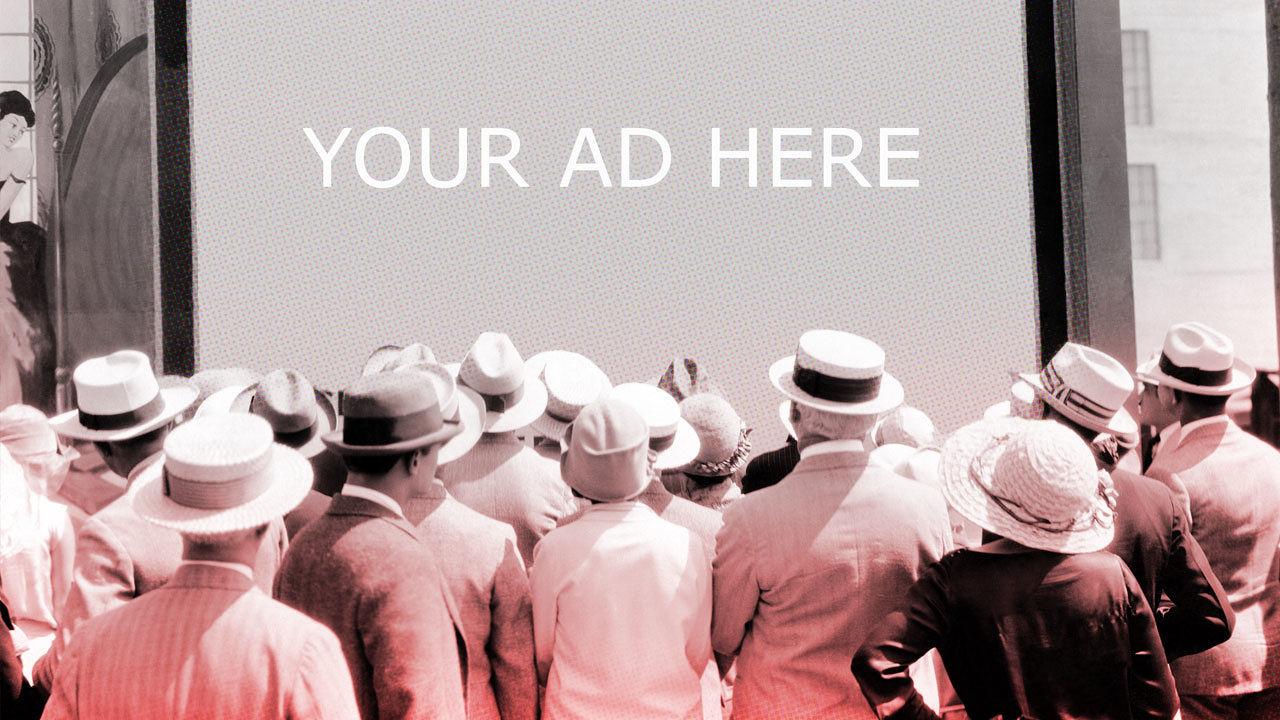 marketing towards adults