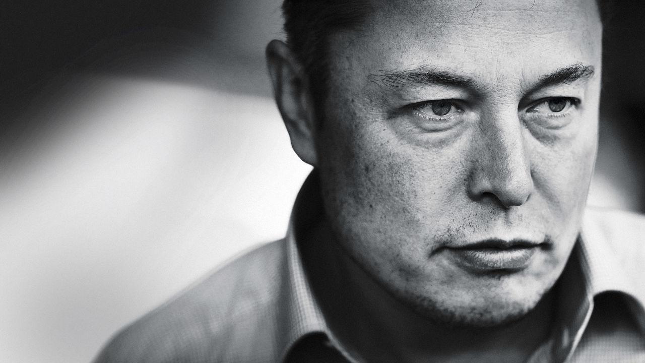Elon Musk Ілон Маск.
