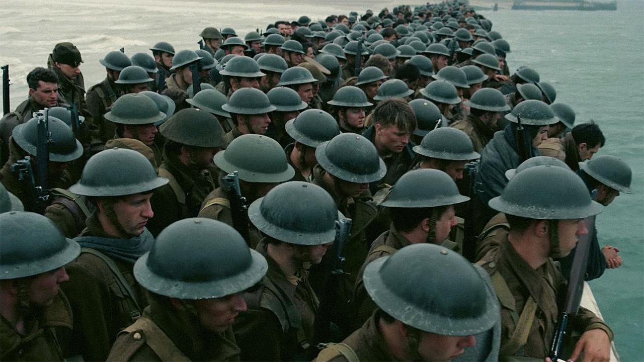 Dunkirk sucked
