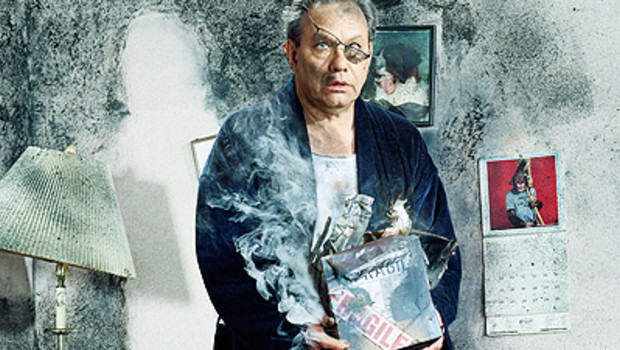 The Agonies of Lewis Black