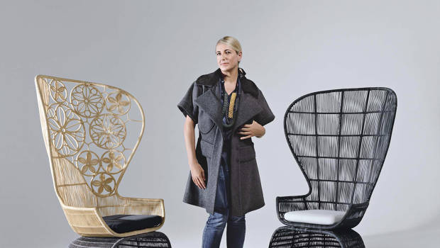 Italian Furniture Designer Patricia Urquiola's Work Goes Beyond Just Furniture