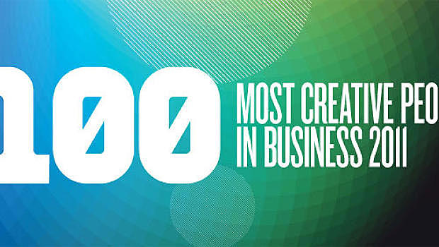 The 100 Most Creative People in Business