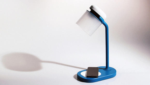 the only way to turn on this work lamp turn off your phone co design business design. Black Bedroom Furniture Sets. Home Design Ideas