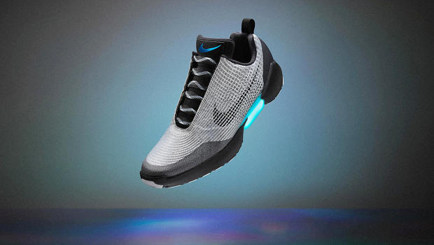 Nike's Self-Tying Shoe Is Much More Than A Gimmick