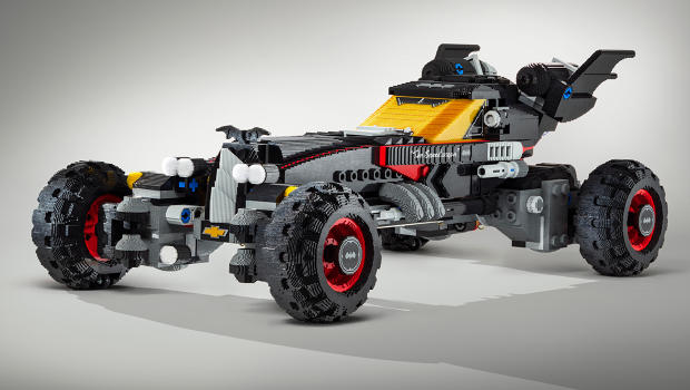 Chevrolet And Lego Celebrated