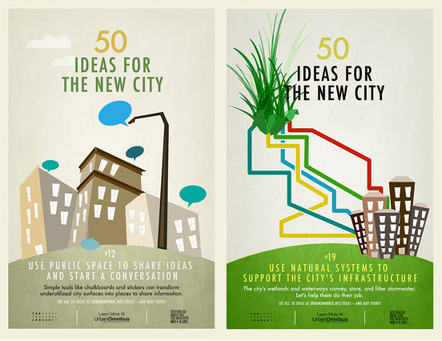 50 Creative Ideas To Make Better Cities, Presented On ...