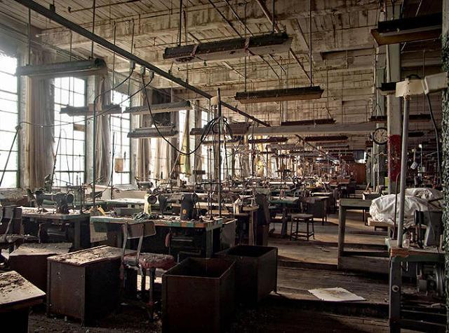 These Photos Reveal The Hidden Beauty In Abandoned America