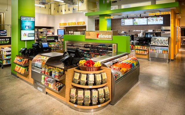 7 11 Rebrands To Target Health Conscious Millennials Co