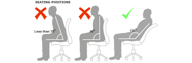 The science of posture why sitting up straight makes you for How long should you keep your mattress