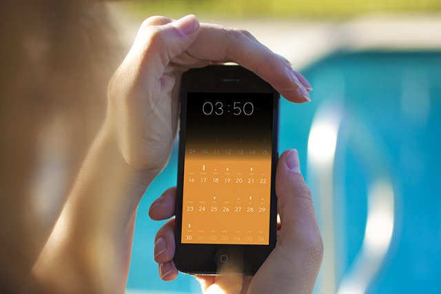 Peek Calendar لتنظيم الجدول الزمني لمهامك اليومية