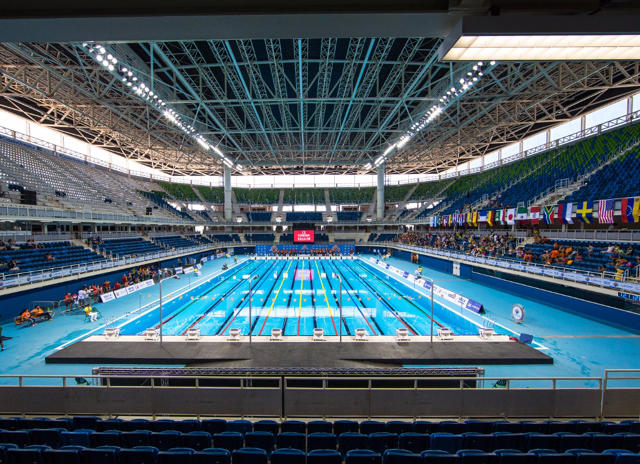 Here S How Rio S Olympic Venues Actually Turned Out Co