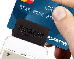 Amazon s Credit Card Reader Is Here And It s Dramatically