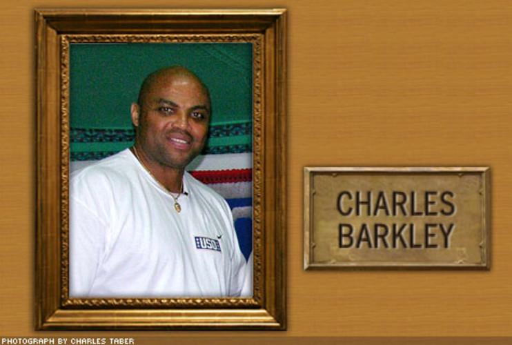 <p> In June 1990, Sir Charles had arthroscopic surgery to remove bone spurs in his right shoulder. Over the next ten seasons, he racked up two Olympic gold medals and $37.5 million in salary. He also became one of only four players in NBA history to achieve the trifecta of 20,000 points, 10,000 rebounds, and 4,000 assists.  </p>