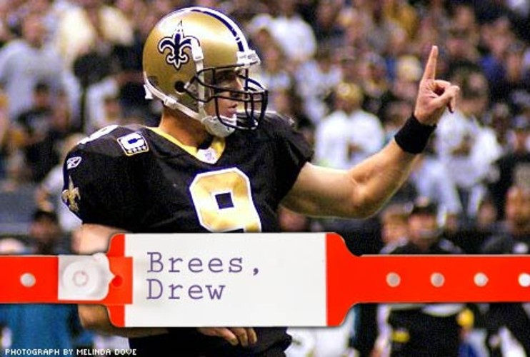 <p> In January 2006, Drew Brees had major shoulder surgery. Andrews' testimonial that Brees would fully recover led the Saints to give him a six-year contract worth $60 million. He led the team to the NFC Championship Game one year after surgery.  </p>