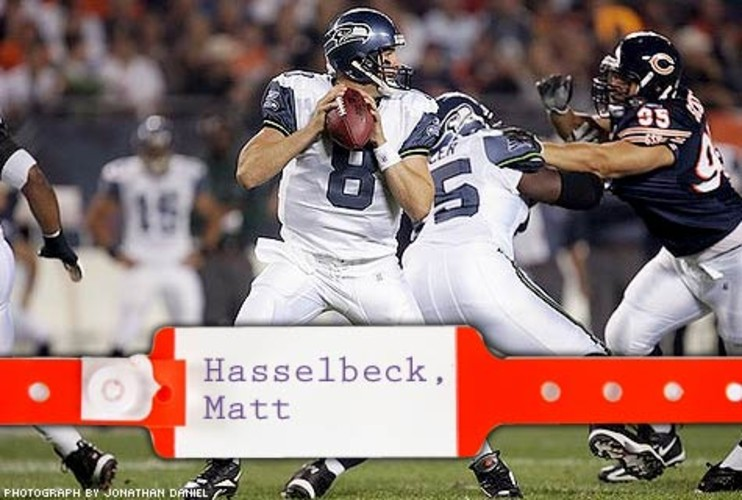 <p> <em>The View</em> co-host's brother-in-law, Matt Hasselbeck, had shoulder surgery before the 2007 season, returning to throw for almost 4,000 yards and 28 touchdowns, winning 10 games, making the playoffs and the Pro Bowl. </p>