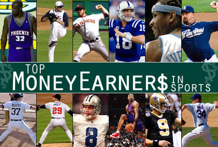 <p> James Andrews has become a hidden force in sports -- rescuing careers, changing the outcome of games, and making billions for stars and teams -- by mending the world's best athletes. Here's a list of the top money earners, and insight on how Andrews helped them get there.  </p>