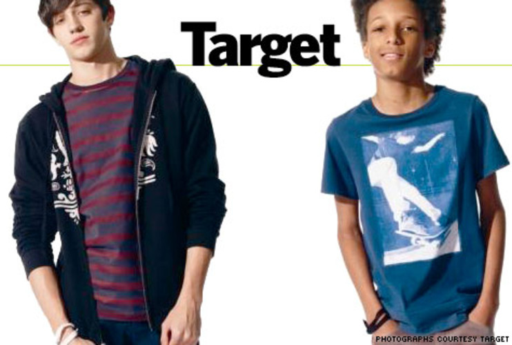<p>Looking to connect to the action-sports demographic, Target sponsored White at 15. He recently put Target and Ubisoft together, leading to a limited-edition Target version of his snowboarding video game. On top of that, last fall the Shaun White 4 Target street-wear collection launched. It features T-shirts, hoodies, shorts, and skinny jeans (for men and boys).  </p>