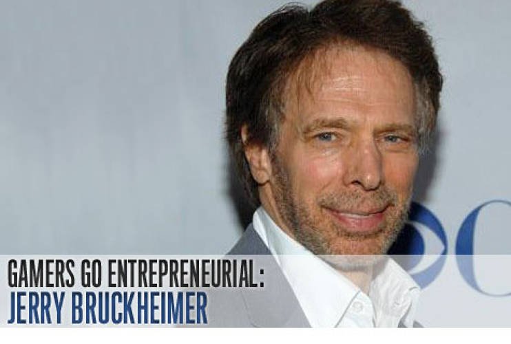 <p>Paired TV and film producer Jerry Bruckheimer with MTV to launch Jerry Bruckheimer Games Studio, which will create and fully finance games based on original intellectual property.</p>