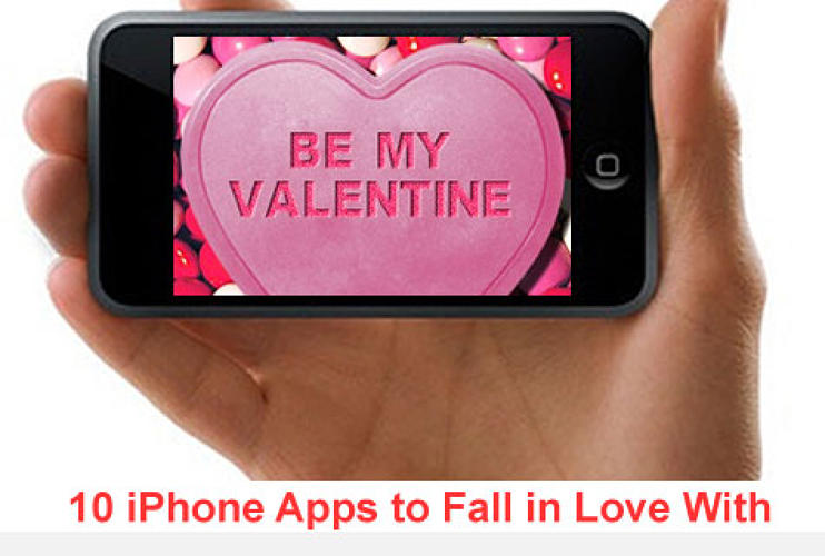 <p>Feeling lonely this Valentine's Day? Here are some iPhone apps that might help you find a date, or at least they'll provide some mindless entertainment. </p>