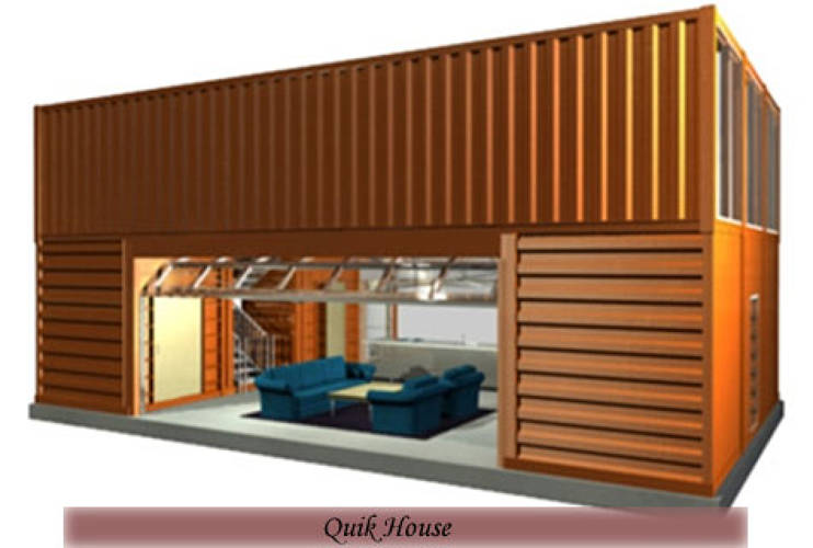 Adam kalkin 39 s abc of container architecture fast company - Companies that build shipping container homes ...